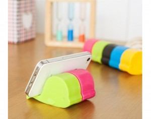 Free-shipping-cellphone-mobile-phone-handset-holders-stands-cute-whale-colorful-design-1-pc-eco-friendly